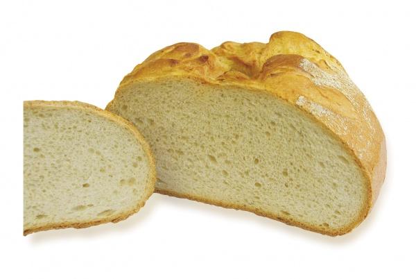 Delicioso pan triguero de miga esponjosa y corteza particularmente crujiente.