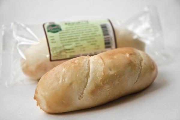 Baguette de calidad superior elaborada a partir de harinas de maíz, tapioca y teff. Apta para celiacos.