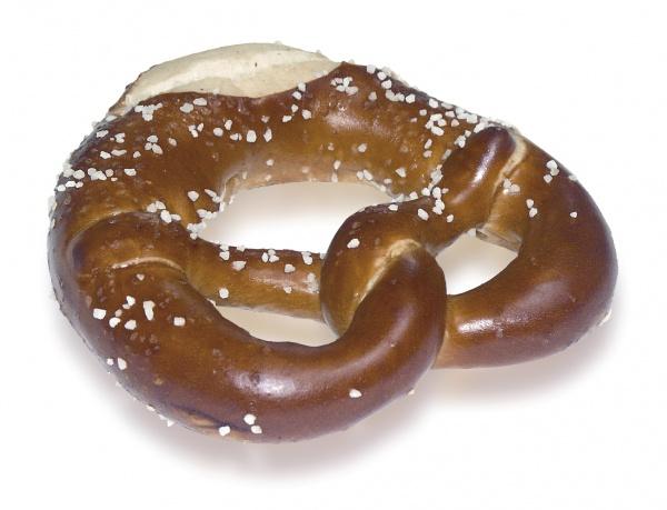 Exquisita, crujiente y siempre sabrosa rosquilla. Clásica entre los típicos bollos de bicarbonato. El artículo se encuentra suministra crudo.