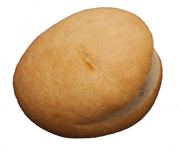 Pan de hamburguesa cortado. Su formato permite una mayor agilidad a la hora de preparar las hamburguesas.