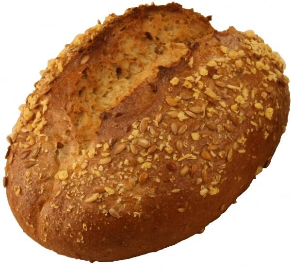 Sabroso Panecillo ovalado crujiente con 29% harina integral de espelta y 20% harina de espelta